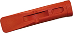 Insulating Wedges 1000 V red