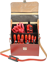Tool Case 1000 V with 14 Safety Tools